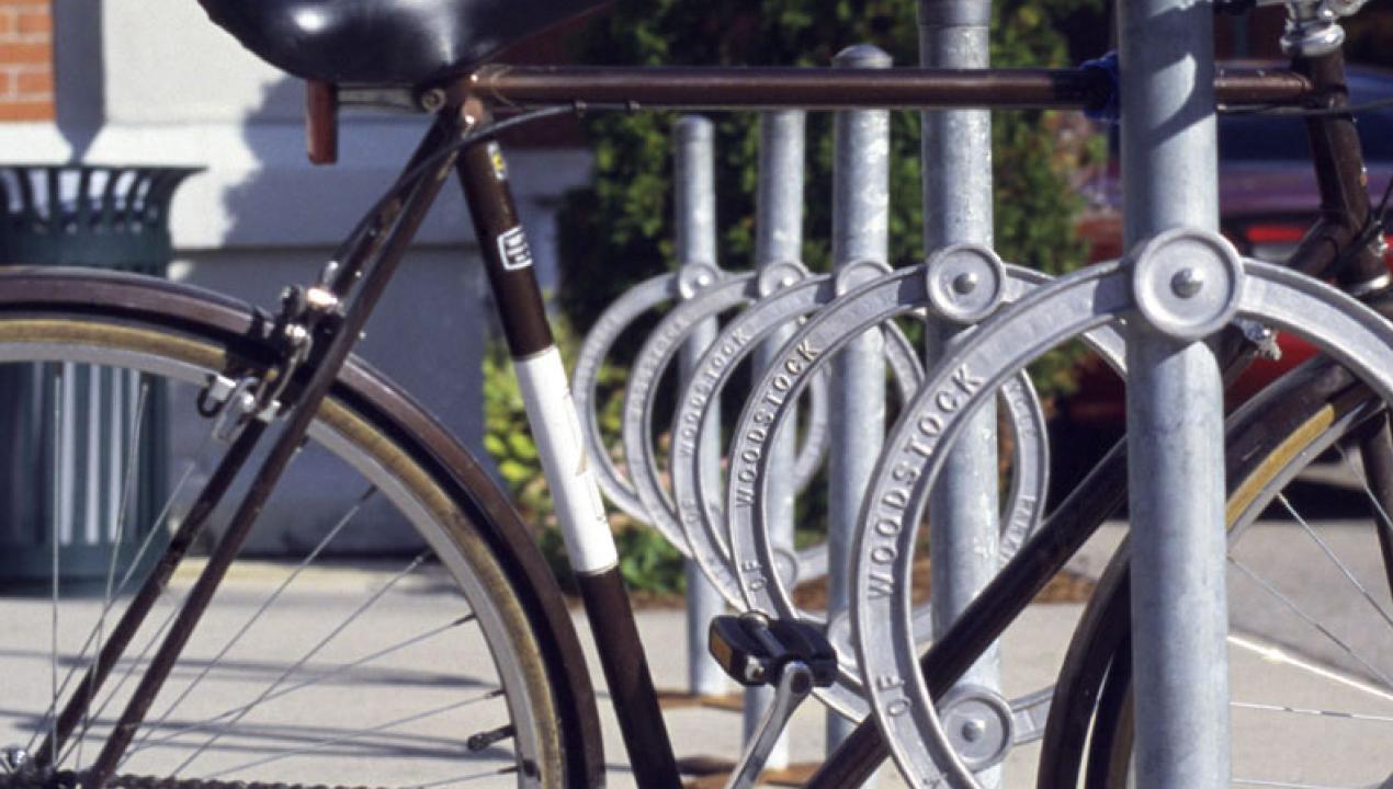Surface Mount Bike Rack